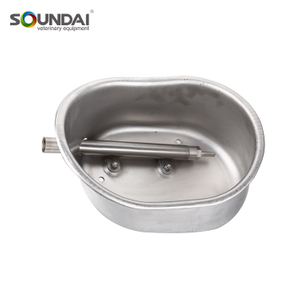 Wholesale Customized Stainless Steel Pig Drinking Water Bowl For Cow