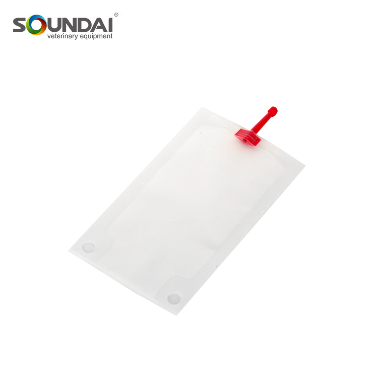 100ml PE Transparent Disposable Semen Bag In Rolls