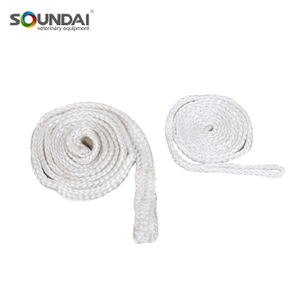 Portable Animal white Veterinary Vet rope