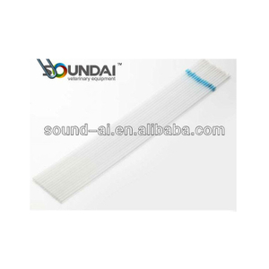 Transparent AI Sheath-pp Pipe Artificial Insemination Catheter for Pig Artificial Insemination