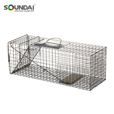 High Quality Single Door Rabbit Humane Live Animal Catch Cage Trap