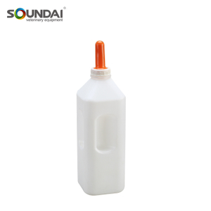 3L Durable Cow Feeding Bottle For Animal PP Feeding Bottle
