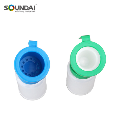 300ml PP Plastic Teat Dip Cup For Livestock